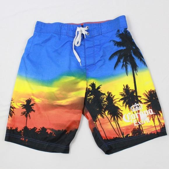 18ed9bbecd Corona Other - Corona Beer Swim Trunks Adult Small Board Shorts